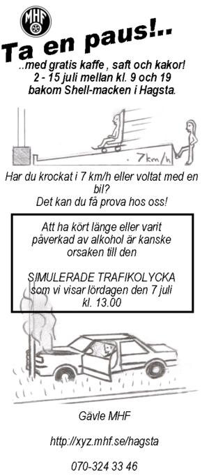 Reklam Gefleortens Mejeri