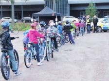 Kö till Cykelbesiktning